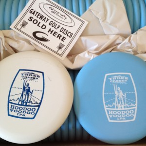 Disc Ventures Custom Discs and Event Promotions Bend, Oregon